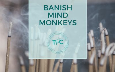 BANISH MIND MONKEYS WITH THIS