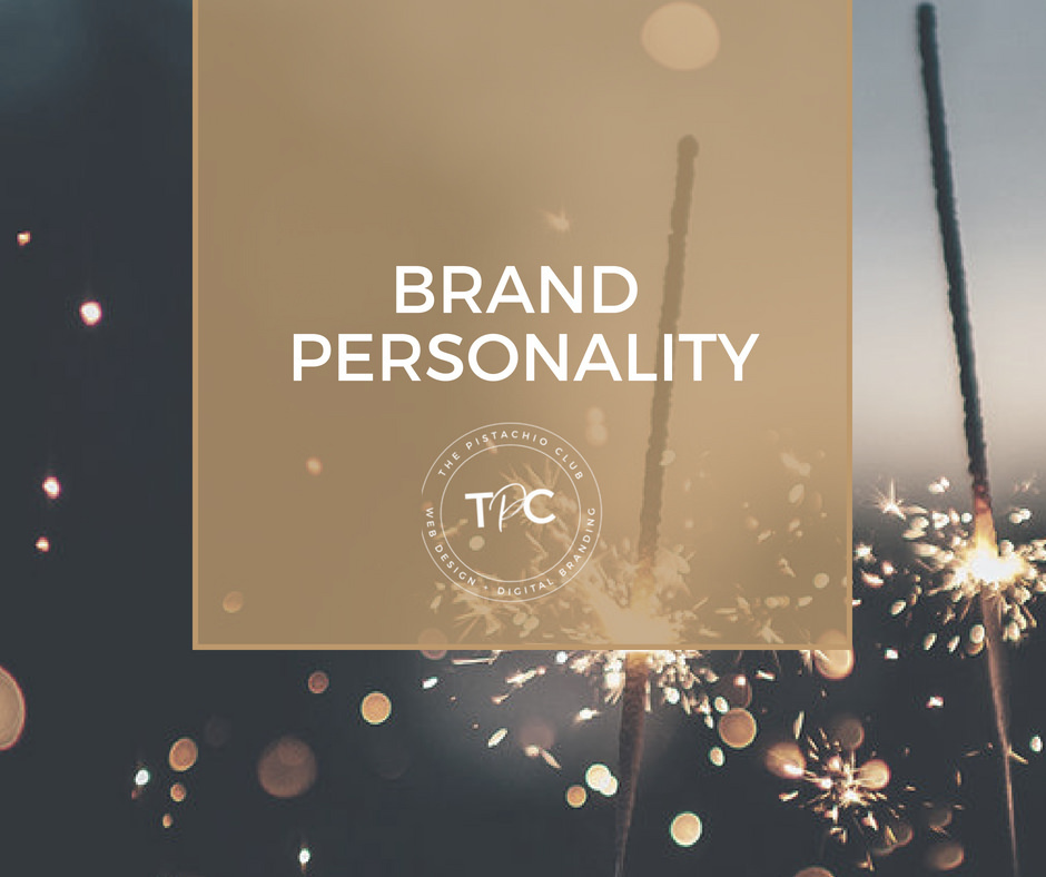 Brand Personality The Pistachio Club