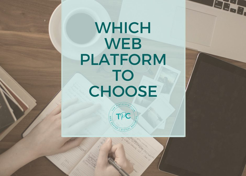 Which web platform to choose?