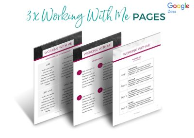 Modern Services & Pricing Pack Etsy 4