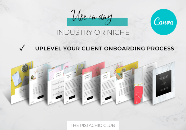 Inquiry Pack For Coaches - Modern - Canva Template 4