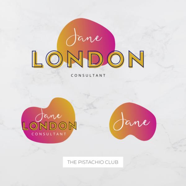 Jane London Brand Board Pre designed Branding TPC 7