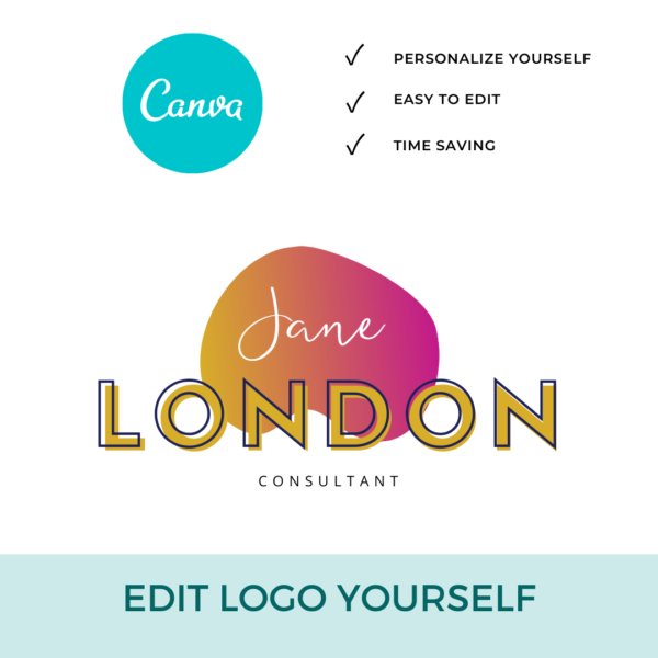 Jane London Main Logo Pre designed Branding TPC 4