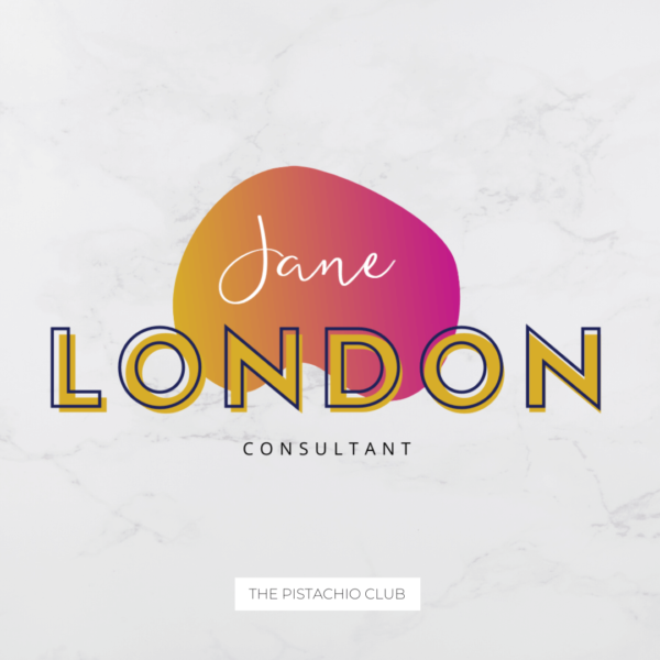 Jane London Main Logo Pre designed Branding TPC 5